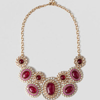 Paris Statement Necklace