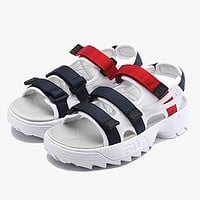 FILA Disruptor2 Woman Men Fashion Sandals Flats Shoes