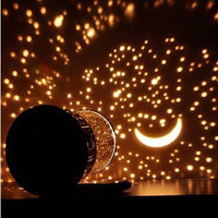 LED Starry Night Sky Projector Lamp Star Light