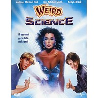 Weird Science 11x17 Movie Poster (1985)