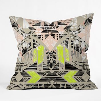 Pattern State Nomad Morning Throw Pillow