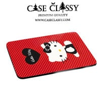 hello kitty red Mouse Pad CaseClassy