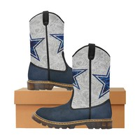 Dallas Football Women's Cowgirl Boots