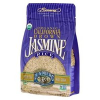 Lundberg Essences Organic California Brown Jasmine Rice 16 oz