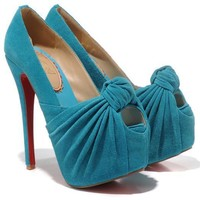 CL Christian Louboutin Fashion Heels Shoes-103