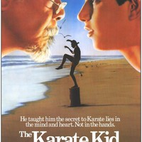 The Karate Kid 11x17 Movie Poster (1984)