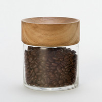 Teakwood Boaster Jar