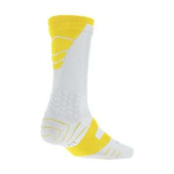 Nike Elite Vapor Crew Football Socks Large - White