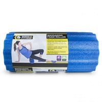 "massaging foam roller 12""x6"" 