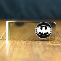 Money  Clips- Batmen Money  clips,Vintage handmade Money clips, Wedding Groom gift,Father  ,men gift