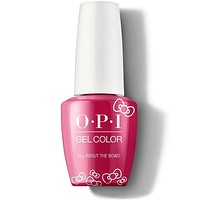 OPI GelColor - All About The Bows 0.5 oz - #HPL04