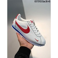 NIKE Classic Cortez NYLON cheap Men's and women's nike shoes