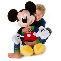 Disney Mickey Mouse Plush Toy 25""