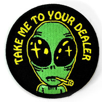 Take Me To Your Dealer Patch