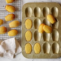 Williams-Sonoma Goldtouch® Nonstick Madeleine Plaque Pan