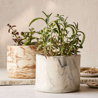 The Pursuits Of Happiness Desert Ceramic Planter - Urban Outfitters