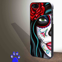 the Dead Melody skull  for iphone 4/4s/5/5s/5c/6/6+, Samsung S3/S4/S5/S6, iPad 2/3/4/Air/Mini, iPod 4/5, Samsung Note 3/4 Case *NP*