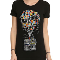 Disney Up Adventure Is Out There Girls T-Shirt