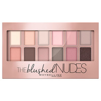 Maybelline Expert Wear Eyeshadow Palette The Blushed Nudes | Walgreens