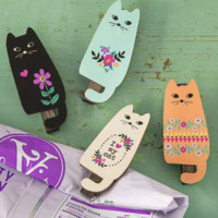 Cats Magnet Happy Clips