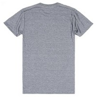 Definition of Study-Unisex Athletic Grey T-Shirt