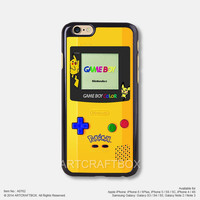 Vintage Nintendo Game Boy iPhone 6 6Plus case iPhone 5s case iPhone 5C case iPhone 4 4S case 762