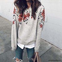 Cozy Winter Sweatshirt