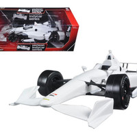2016 Indy Car White Autograph 1-18 Diecast Model Car by Greenlight