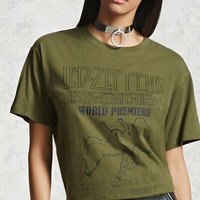 Led Zeppelin Graphic Band Tee