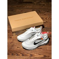 Off-White x Nike Air max 97 OW gray Size 36-45