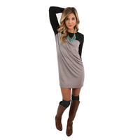 Keeping It Beautiful Sweater Dress