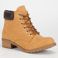 SODA Equity Womens Work Boots | Boots