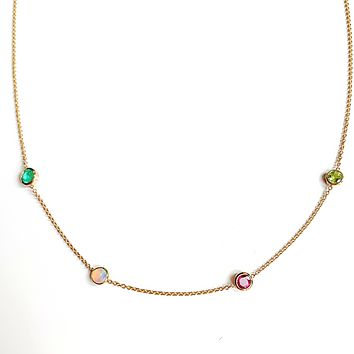 Birthstone Necklace - Customized for you