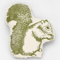 Urban Outfitters - The Rise And Fall Squirrel Pillow