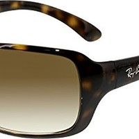 Ray-Ban RB4068 Sunglasses & Cleaning Kit Bundle