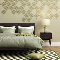 Arrow Geometric Wall Decor Wall Decal Arrows Chevron