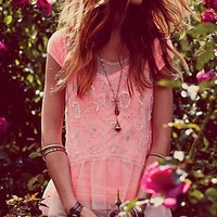 Free People Over In The Meadow Tank