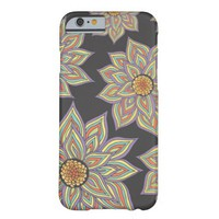 Zentangle Daisy Barely There iPhone 6 Case