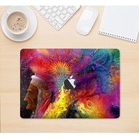 """The Mixed Neon Paint Skin Kit for the 12"""" Apple MacBook (A1534)"""