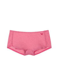 Ribbed Boyshort - PINK - Victoria's Secret