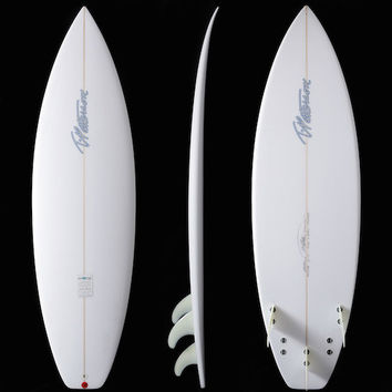 Timmy Patterson Surfboards-Clam 5'11""