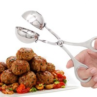 Hot Sale Stainless Steel Meat Baller
