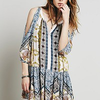 Free People Womens Portobello Road Dress