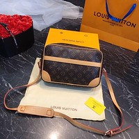 Louis Vuitton Lv Messenger Shoulder Bag #2075