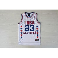 NBA Chicago Bulls #23 Jordan 2003 All Star Swingman Jersey
