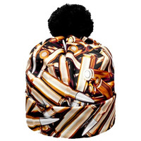 Bullet Collection Beanie