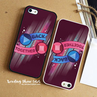 Back Together Steven Universe iPhone Case Cover for iPhone 6 6 Plus 5s 5 5c 4s 4 Case