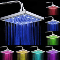 Shower Head withl LED Light 7 Colors