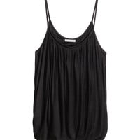 H&M - Pleated Tank Top -