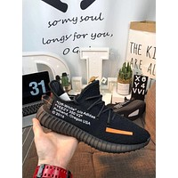 Off-White x Yeezy Boost 350 V2 Shoes 36-45